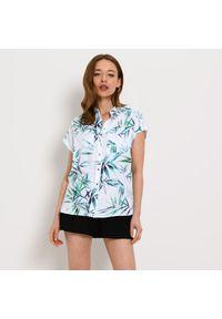 Mohito - Wiskozowa koszula Eco Aware - Zielony. Kolor: zielony. Materiał: wiskoza
