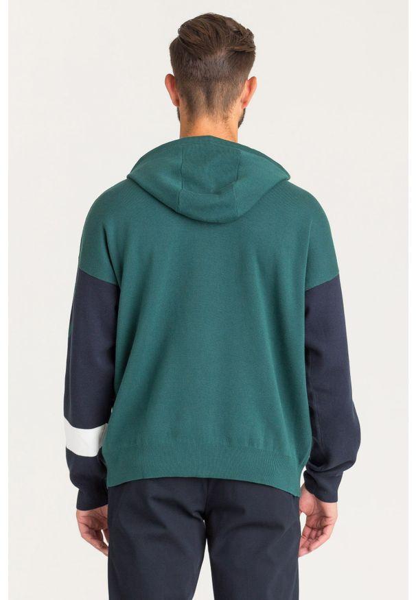 Sweter Armani Exchange z kapturem