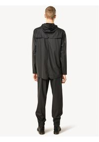 Rains Kurtka przeciwdeszczowa Unisex 1201 Czarny Regular Fit. Kolor: czarny #5