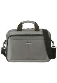Szara torba na laptopa Samsonite biznesowa