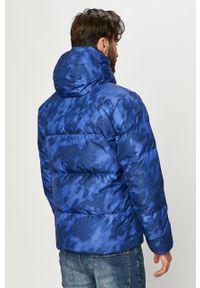 Niebieska kurtka Nike Sportswear na co dzień, z kapturem, casualowa