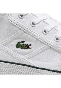 Lacoste Sneakersy Gripshot Chukka 07211 Cma 7-41CMA00251R5 Biały. Kolor: biały