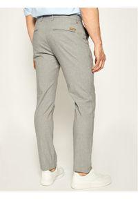 Baldessarini Spodnie materiałowe Jorck 16836/000/2297 Szary Slim Fit. Kolor: szary. Materiał: elastan, materiał, bawełna