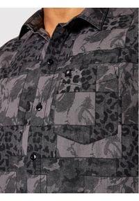 DC Koszula Tactics ADYWT03082 Szary Regular Fit. Kolor: szary