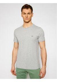 TOMMY HILFIGER - Tommy Hilfiger T-Shirt Modern Essentials MW0MW17699 Szary Regular Fit. Kolor: szary