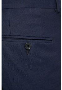 Niebieskie spodnie Premium by Jack&Jones
