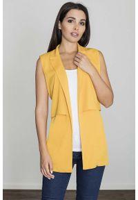 Żółta bluzka Figl