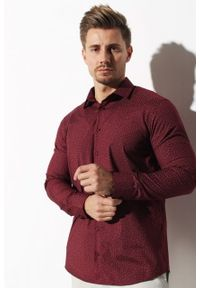 Koszula Edward Orlovski długa, elegancka