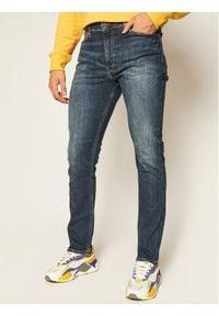Tommy Jeans Jeansy Skinny Fit Simon DM0DM08242 Granatowy Skinny Fit. Kolor: niebieski #1