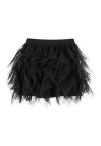 LaVashka Spódnica Fru Fru 14F Czarny Regular Fit. Kolor: czarny