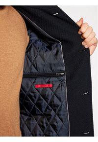 Niebieski płaszcz przejściowy Roy Robson #6