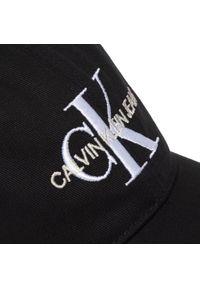Czarna czapka Calvin Klein Jeans