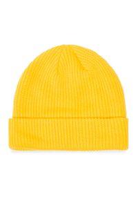 Żółta czapka zimowa Vans