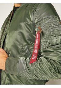Zielona kurtka bomberka Alpha Industries