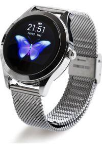 oromed - Smartwatch Oromed Smart Lady Gold Srebrny. Rodzaj zegarka: smartwatch. Kolor: srebrny