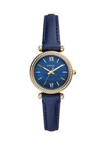 Niebieski zegarek Fossil