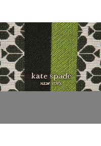 Kate Spade - Torebka KATE SPADE - Wallet On Chain PWR00447 Green Multi 322U. Kolor: zielony. Materiał: skórzane