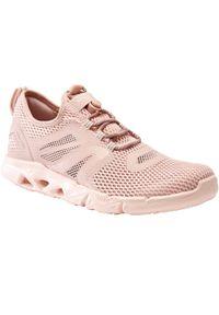 Różowe buty sportowe NEWFEEL na lato, z cholewką, trekkingowe