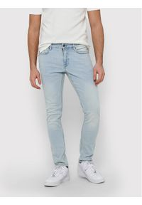 Only & Sons - ONLY & SONS Jeansy Loom Life 22018651 Niebieski Slim Fit. Kolor: niebieski