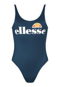 Niebieski strój kąpielowy Ellesse