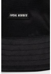 Local Heroes - Kapelusz. Kolor: czarny
