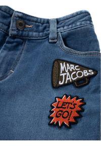 Niebieskie spodenki jeansowe Little Marc Jacobs