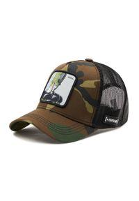 Zielona czapka z daszkiem CapsLab moro