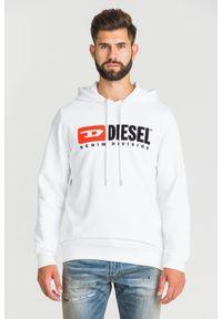 Diesel - BLUZA DIESEL. Typ kołnierza: kołnierzyk stójkowy, kaptur. Styl: klasyczny