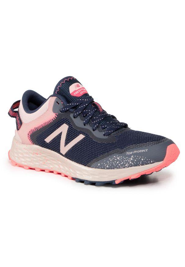 Niebieskie buty do biegania New Balance