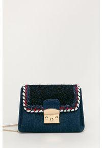 Morgan - Torebka. Kolor: niebieski. Rodzaj torebki: na ramię #1