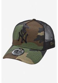 Oliwkowa czapka z daszkiem New Era