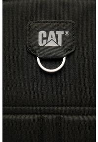 Czarna walizka CATerpillar