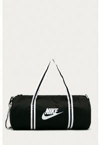 Nike Sportswear - Torba. Kolor: czarny. Wzór: nadruk