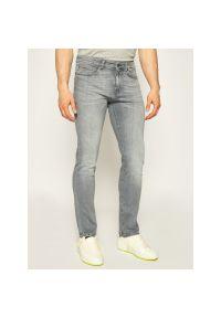 Szare jeansy BOSS