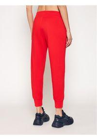Czerwone spodnie dresowe Polo Ralph Lauren