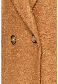 Beżowy płaszcz Haily's casualowy, na co dzień, bez kaptura