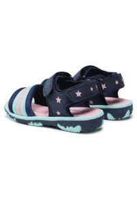 Niebieskie sandały Kappa
