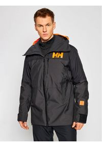 Czarna kurtka zimowa Helly Hansen