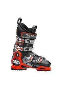 Dalbello - Buty narciarskie DS 90. Kolor: czarny, wielokolorowy, czerwony. Sport: narciarstwo