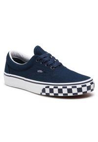 Niebieskie półbuty Vans