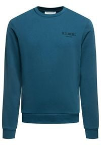 Iceberg Bluza 20EI1P0E0106302 Niebieski Regular Fit. Kolor: niebieski