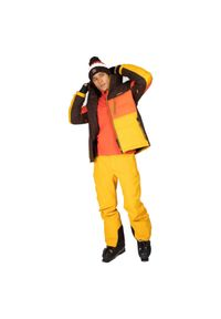 Kurtka męska narciarska Protest Blur 6711802. Materiał: tkanina, poliester, materiał, lycra. Sezon: lato. Sport: narciarstwo
