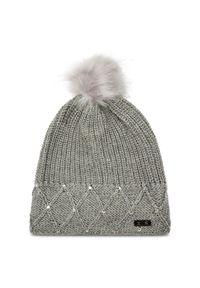 Szara czapka zimowa CMP