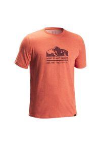 Koszulka turystyczna quechua