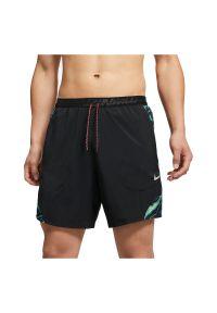 Spodenki męskie do biegania Nike Flex Stride Wild Run CZ9754. Materiał: materiał, poliester. Technologia: Dri-Fit (Nike). Sport: bieganie