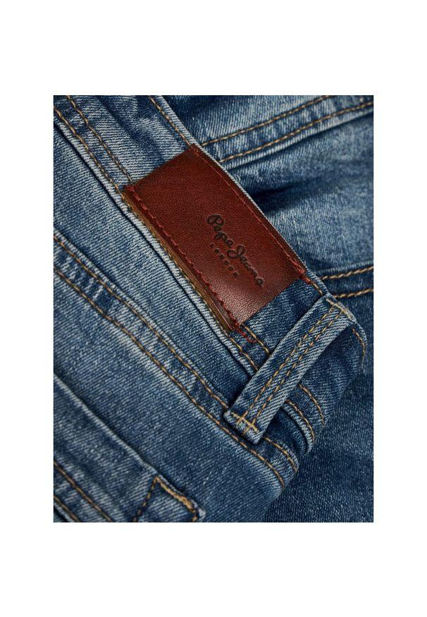 Niebieskie spodenki Pepe Jeans
