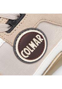 Beżowe półbuty Colmar z cholewką, na płaskiej podeszwie #7