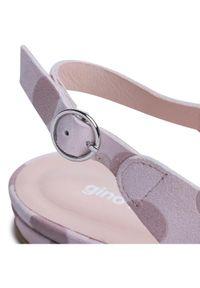 Różowe sandały Gino Rossi