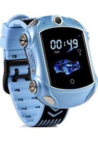 GoGPS GoGPS 4G SMARTWATCH DLA DZIECI ANDROID GPS. Rodzaj zegarka: smartwatch
