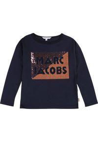 Niebieska bluzka Little Marc Jacobs